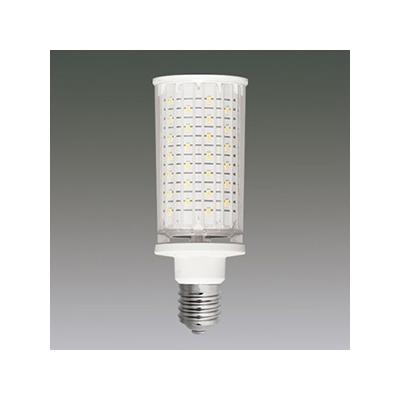 アイリスオーヤマ LED電球 《RCバルブ》 街路灯用HID代替 水銀灯200W相当 6000lmクラス 透明カバー 昼白色 E39口金 LDTS33N-G-E39/C