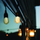 YAZAWA(ヤザワ) 連結式LED装飾ランプコード 12灯 電球色相当 STRING12L