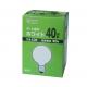 YAZAWA(ヤザワ) ボール電球40W形ホワイト GW100V38W70 画像3