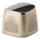 日本アンテナ 充電式Bluetoothハンズフリースピーカー ゴールド SPB04GD