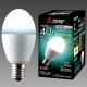 三菱 LED電球 《MILIE ミライエ》 全方向タイプ 小形電球形 40W形相当 全光束480lm 昼白色 調光器対応タイプ E17口金 LDA5N-G-E17/40/D/S