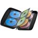 サンワサプライ ブルーレイディスク対応セミハードケース ファスナータイプ 56枚収納 ブルー FCD-WLBD56BL 画像2
