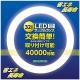 エコデバイス LED丸形蛍光灯 32W形 昼光色 1800lm FCLタイプ対応 G10q口金 ECR299-016DK57