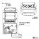 TOA ワイヤレスアンプ シングルタイプ CD付 PLLシンセサイザー方式 ワイヤレスチューナーユニット(WTU-1720)1台内蔵 WA-2700CD 画像3