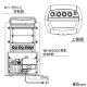 TOA ワイヤレスアンプ ダイバシティタイプ PLLシンセサイザー方式 ダイバシティチューナーユニット(WTU-1820)1台内蔵 WA-2800 画像3