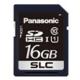 パナソニック 業務用SDメモリーカード FXシリーズ SLCタイプ 16GB 書換え回数約6000回 UHS-I対応 RP-SDF16GSW0