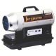 オリオン機械 可搬式温風機 ジェットヒーターHP Eシリーズ 業務用 単相100V 環境配慮型 弱燃焼タイプ 回転霧化式 2段燃焼切替 HPE80A