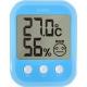 ドリテック デジタル温湿度計「オプシスプラス」 O-251BL 画像1
