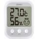 ドリテック デジタル温湿度計「オプシスプラス」 O-251WT 画像1