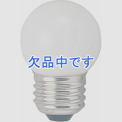YAZAWA(ヤザワ) ベビーボール球 G40 E26 40W ホワイト G402640W