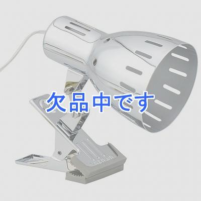 YAZAWA(ヤザワ) クリップライトクロームE26電球なし Y07CLX60X01CH