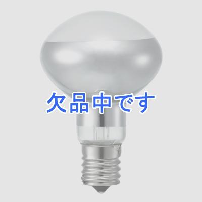 YAZAWA(ヤザワ) ミニレフ球 R50 E17口金 50W RF501750
