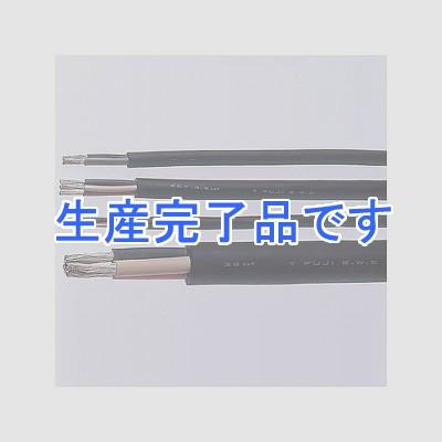 富士電線  1CT2SQ×3C×100m