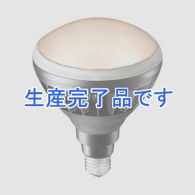 イワサキ 【まとめ買い10個セット】LEDアイランプ レディオック 黒 16W 電球色 E26 LDR16L-H/B830-10SET