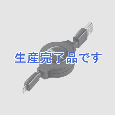 サンワサプライ  KB-IPLTM08BK