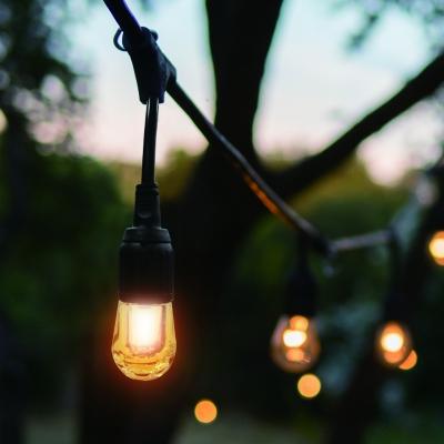 YAZAWA(ヤザワ) 連結式LED装飾ランプコード 6灯 電球色相当 STRING06L