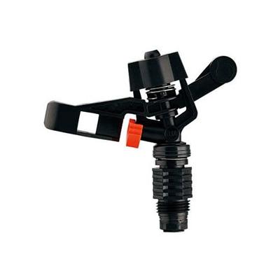 カクダイ 低角度スプリンクラー 全回転タイプ 取付ネジR1/2 ノズル口径2.5mm 546-043-13