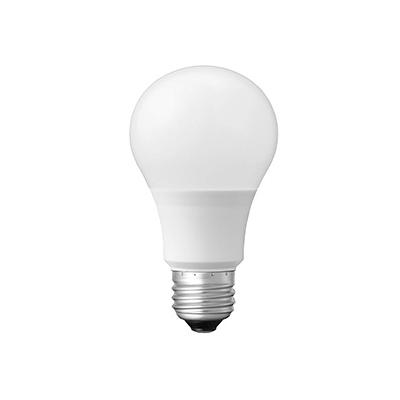 三菱ケミカルメディア LED電球 一般電球形 40W相当 広配光タイプ 電球色 口金E26 密閉器具対応 LDA4L-G/LCV3
