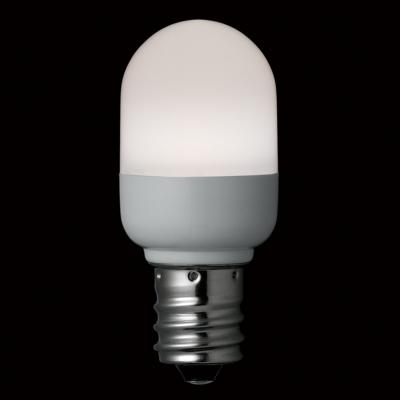 YAZAWA(ヤザワ) LED常夜灯 ナツメ形 昼白色 口金E12 LDT1NHE12