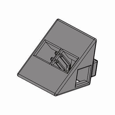 アーテック Artecブロック 三角A 8P グレー 77810
