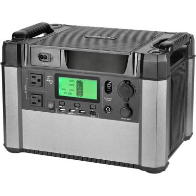 べステック ポータブル電源 バッテリー容量180000mAh MRP1000U