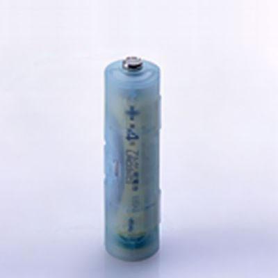 旭電機化成 単4が単3になる電池アダプター ブルー(1袋2個入) 10袋セット ADC430BL-10SET