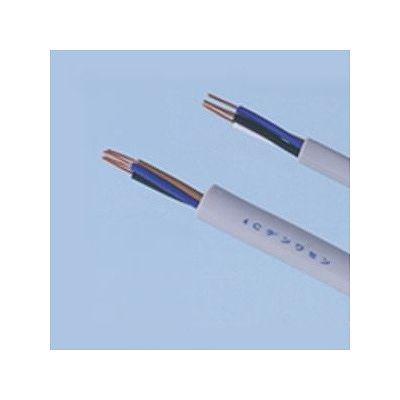 富士電線 4Cデンワ線 埋込屋内電話線 0.65mm 100m巻 4Cデンワセン0.65mm×100m