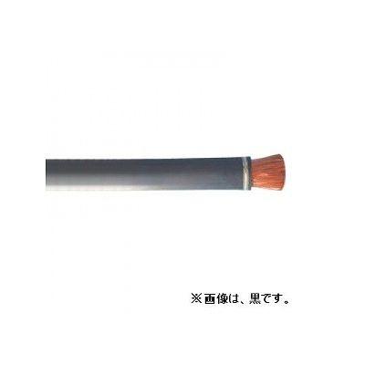 テイコク 電気機器用ビニル絶縁電線 100m  300m巻 黄 KIV100SQキイロ*300m