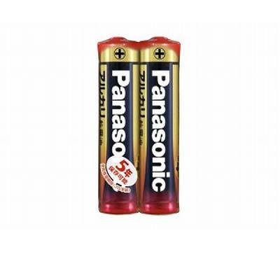 パナソニック アルカリ乾電池 単4形 2個入×20パックセット LR03XJ2S-20SET