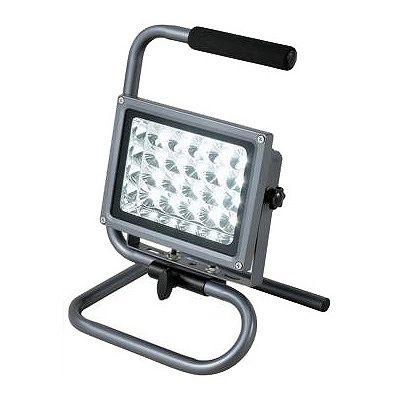 アースマン LEDワークライト 防雨タイプ 白色LED 1W×20灯 WLT-240L