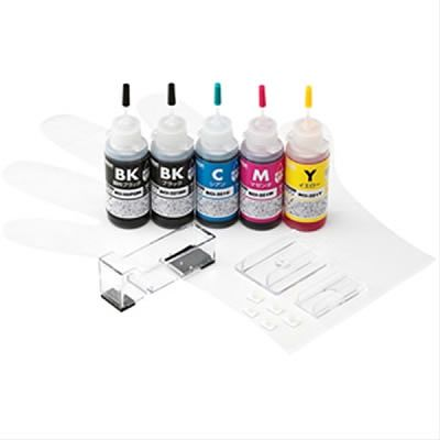サンワサプライ つめかえインク(5色セット・30ml) INK-C320S30S5