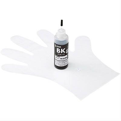 サンワサプライ つめかえインク(ブラック・60ml) INK-C321B60