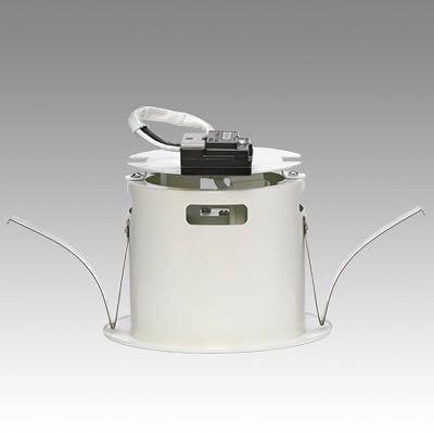 YAZAWA(ヤザワ) ユニバーサルダウンLED20W対応開口100mm   LEDランプ別売 DLXU1101W