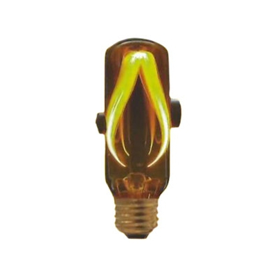 アサヒ  バイブラT38E26100V-20W(A)トウメイゾメ