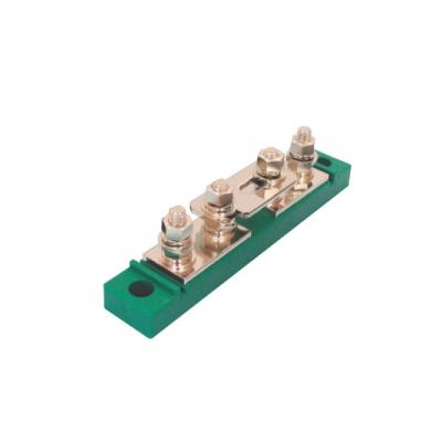 篠原電機 接地用端子台 AT型 可動バー1段タイプ 35×210×H55 100A グリーン AT-100M