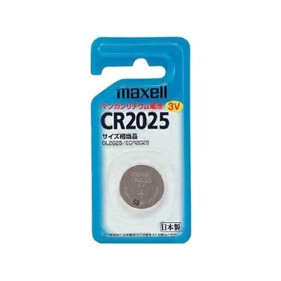 マクセル コイン形リチウム電池 3V 1個入 CR20251BS