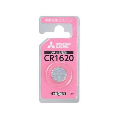 三菱 リチウムコイン電池 3V 1個パック CR1620D/1BP