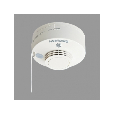 パナソニック 住宅用火災警報器 けむり当番 2種 露出型 AC100V端子式・連動親器 警報音・音声警報機能付 検定品 SHK28417