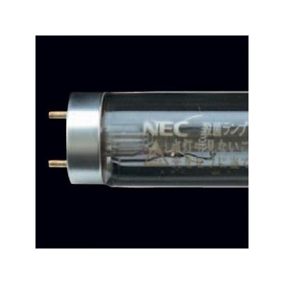 NEC 【ケース販売特価 10本セット】殺菌ランプ 直管 グロースタータ形 30W GL-30_set