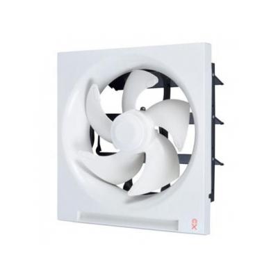 三菱 標準換気扇 一般住宅用 台所用 連動式シャッター・速調付 引きひも付 20cm EX-20KJ6-BL