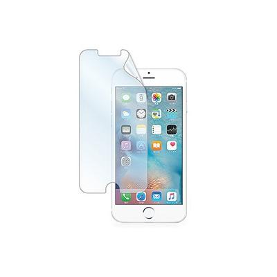 サンワサプライ 液晶保護指紋防止光沢フィルム iPhone 6s/6用 PDA-FIP52FP