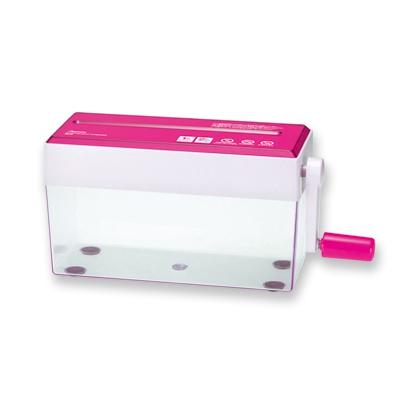 アスカ Asmix ハンドクロスカットシュレッダー HC10P