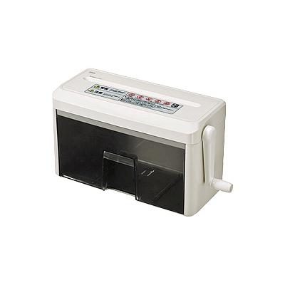 サンワサプライ ハンドシュレッダー PSD-MC2223