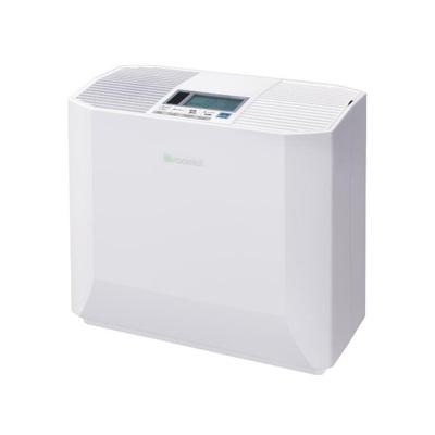三菱重工冷熱 ハイブリッド式加湿器 《ルーミスト》 おもに8.5畳用 エアコン連動タイプ プラズマW除菌 加湿量:500ml/h クリアホワイト SHK50NR(-W)