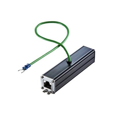 サンワサプライ 雷サージプロテクター ギガビット対応 ADT-NF5EN