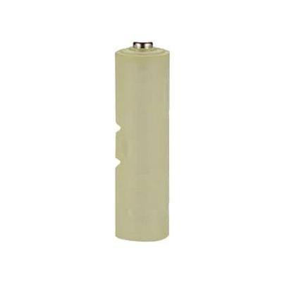 旭電機化成 単4が単3になる電池アダプター 2個入 ライトグリーン ADC-430LG