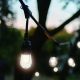 YAZAWA(ヤザワ) 連結式LED装飾ランプコード 12灯 昼白色相当 STRING12N 画像1