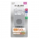 YAZAWA(ヤザワ) AM/FM/短波ポケットラジオ シルバー RD22SV 画像2