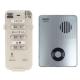 リーベックス ワイヤレストーク 玄関セット 親機+防雨型玄関子機 充電式 携帯端末 配線不要 ZS200MG 画像1