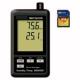 マザーツール デジタル温湿度計 SDカードデータロガ SDカード(4GB)付 MHT-381SD 画像1
